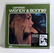 WENDY & BONNIE Genesis VINYL LP Sealed SUNDAZED 2009