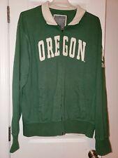 Oregon Ducks Retro Look Mens Track Jacket Colosseum Athletics XL