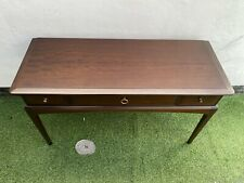 Stag Minstrel Mahogany Dressing Table, Side Unit, Desk In Excellent Condition