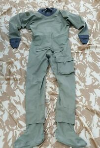 SBS Immersion Dry Suit Typhoon Large UKSF Royal Navy Goretex Amphibious Ops