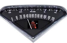 1955-1959 CHEVY PICKUP GAUGES DAKOTA DIGITAL RTX INSTRUMENT CLUSTER