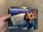 Takara Tomy Transformers Device Label broad blast (USB hub) blaster open box