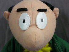 """MAX THE MOVIE DUDE CINEMAX TV CABLE PLUSH STUFFED ANIMAL HBO'S BROTHER NEW 9"""""""