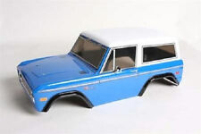 Tamiya Ford Bronco Body Set (Clear Un Painted) TAM51388