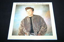 """RICK ASTLEY   SP 45T 7""""   SHE WANTS TO DANCE WITH ME   1988"""