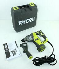 Ryobi RSDS800K Agujero & Martillo Percutor con Accesorios / 800W Negro / Verde