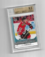 2017-18 UPPER DECK YOUNG GUNS ALEX DEBRINCAT BGS 9-9.5-9.5-10 ROOKIE RC