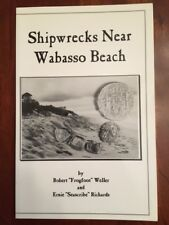 SIGNED Shipwrecks Near Wabasso Beach FLORIDA Indian River County, Gold Coins