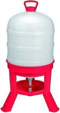 Little Giant Plastic Dome Waterer 10 Gal Heavy Duty Plastic Gravity Fed