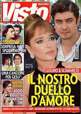 Visto 2016 23#Valeria Golino & Riccardo Scamarcio,Renato Zero,Martina Stoessel,k