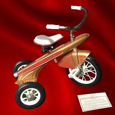 Hallmark Kiddie Car Classics 1960 Blaz-O-Jet Tri-Cycle #QHG6313 NIB