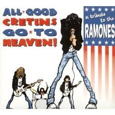 Various/A Tribute to the Ramones-all good... CD NUOVO