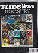 FIREARMS NEWS MAGAZINE TREASURY 17th ANNUAL,COLLECTION OF THE BEST FIREARMS 2016
