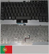 QWERTY-Tastatur PO portugiesisch DELL Latitude E6400 Serie schwarz