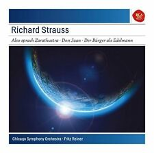 Strauss: Also Sprach Zarathustra / Don Juan, New Music