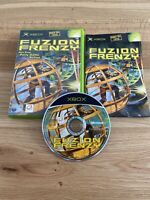 Fuzion Frenzy for Microsoft Xbox Game Complete - Fast Furious Fun