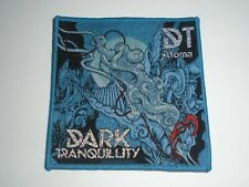 DARK TRANQUILLITY ATOMA WOVEN PATCH