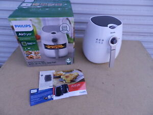 Philips Airfryer Viva Collection Digital Twin TurboStar White Fat Removal HD9220