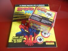 """Spider Power"" Box Sigillato 50 Bustine + Album Vuoto!! Ed.Panini 2016"