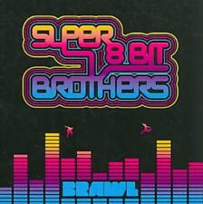 SUPER 8 BIT BROTHERS - BRAWL USED - VERY GOOD CD
