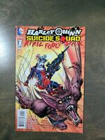 Harley Quinn and the Suicide Squad April Fools Special #1 NM DC Comics 2016