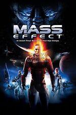 RGC Huge Poster - Mass Effect 3 2 1 Trilogy Commander PS3 XBOX 360 - MAS046
