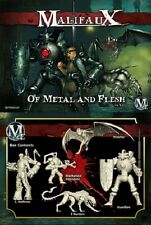 Malifaux: Guild: Of Metal and Flesh: Hoffman Box Set (WYR20107) NEW