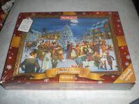 NEW~Waddingtons 1000 Piece Limited Edition Christmas Jigsaw Puzzle.