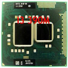 Intel Core i3 390M 2.66GHz Dual-Core (SLC25) Socket G1 / rPGA988A Processor
