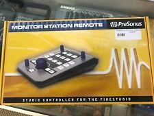 PreSonus Active Monitor Station Control Center , new in box