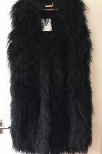 Diane Von Furstenberg Mongolian Fur Gilet