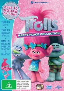 Trolls - Limited Edition   Happy Place Collection DVD