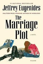 The Marriage Plot by Jeffrey Eugenides (2012, Paperback)