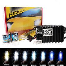 Xenon 55W/75W/100W 9006 HID Headlight Conversion Kit All Color