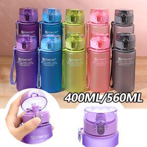 5Colors Kids Bottles Sports School Drinking Water Bottle Cup 400/ 560ml