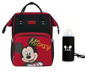 Disney Diaper Bag Mickey Backpack For Mommy Baby  Maternity Baby Care Nappy bag