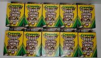 Multicultural Crayola Crayons Lot of 10 24 Packs Colors of The World New