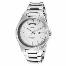 Casio Silver Wristwatches
