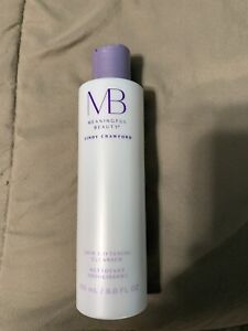 Sealed Cindy Crawford Meaningful Beauty Skin Softening Cleanser 6oz 180 ML
