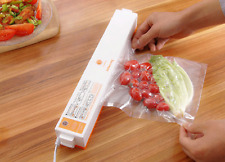 Food Vacuum Sealer Machine For Storage Packing Saver Home Kitchen + 15 Free Bags