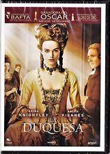 LA DUQUESA con Saul Dibb.  DVD edición de diario.