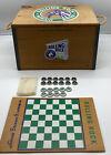Rolling Rock Beer Wooden Crate, Checkerboard, Latrobe Brewing Co Latrobe Pa