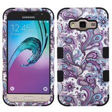Étuis, housses et coques violets Samsung Galaxy J3 pour téléphone mobile et assistant personnel (PDA) Samsung