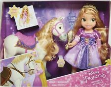 Disney Princess My First Rapunzel and Maximus Doll ***FAST AND FREE DELIVERY***