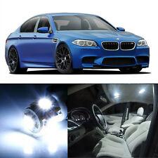 23×White LED Interior Light Kit Error Free for BMW 5 Series E60 E61 M5 2004-2011