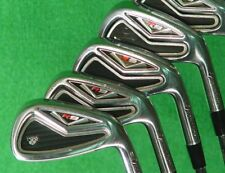 TOUR ISSUE TaylorMade R9 TP 3-PW Iron Set Dynamic Gold Steel Stiff