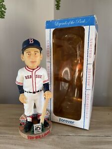 TED WILLIAMS Boston Red Sox MLB Cooperstown EXCLUSIVE Nodder Bobblehead NIB
