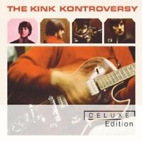"THE KINKS ""THE KINKS KONTROVERSY(DELUXE EDT.) 2 CD NEU"
