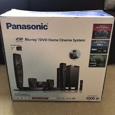 Panasonic SA BTT370 3D Blu-ray Home Cinema System