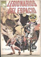 Legionarios Del Espacio #2-1968 vg/fn 5.0 Sci-Fi Spanish Comic Esteban Maroto